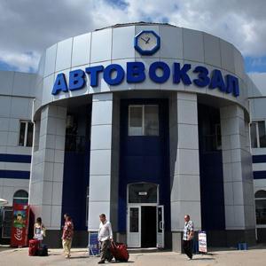 Автовокзалы Милославского