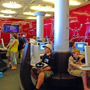 Интернет-кафе Милославского