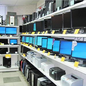 Компьютерные магазины Милославского