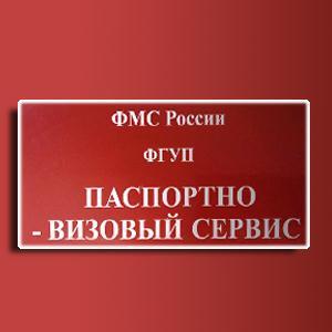 Паспортно-визовые службы Милославского