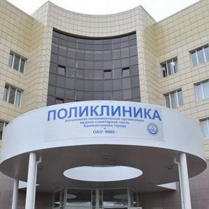 Поликлиники Милославского