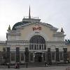Железнодорожные вокзалы в Милославском