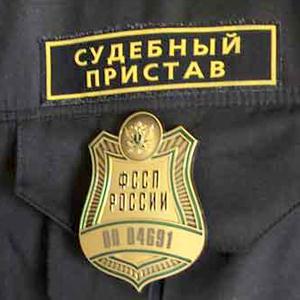 Судебные приставы Милославского