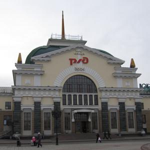 Железнодорожные вокзалы Милославского